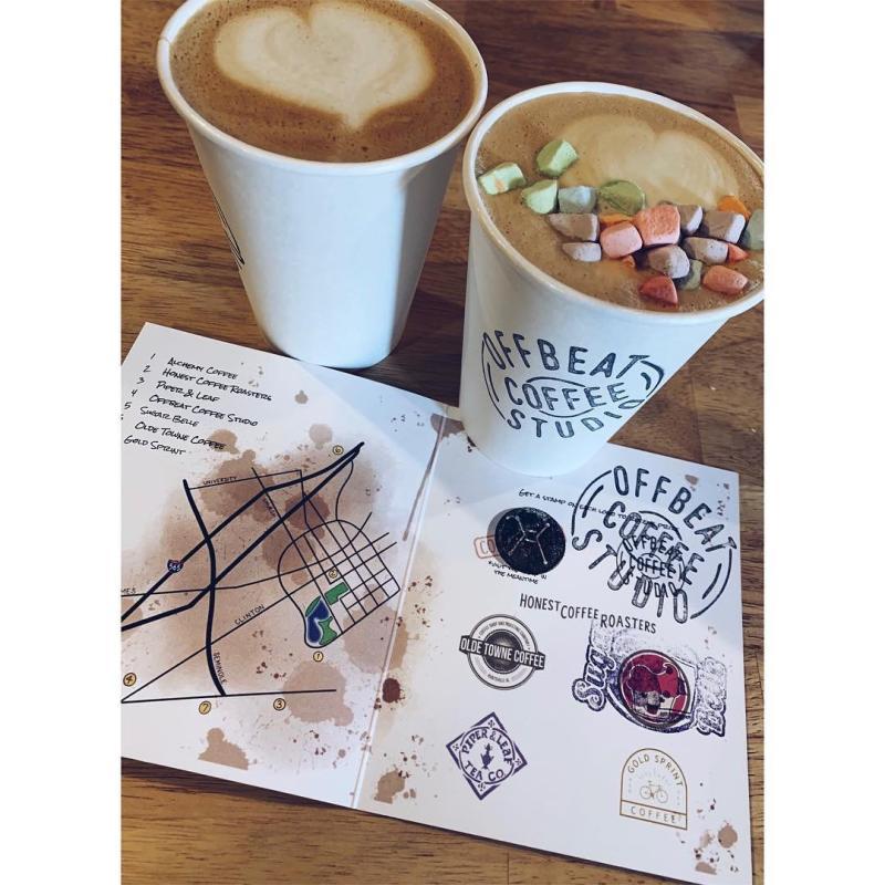 Craft Coffee Trail