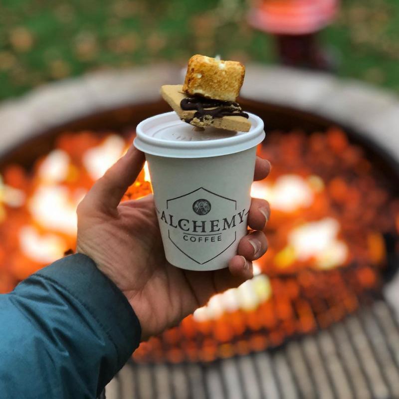 The Camp Hot Chocolate Alchemy Coffee