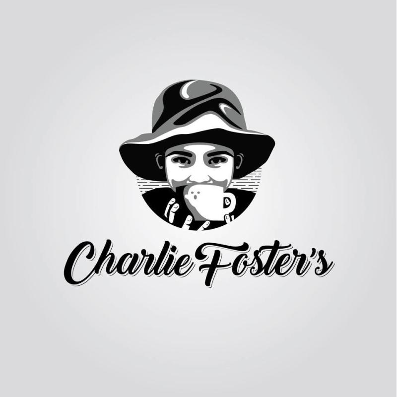 Charlie Foster's Coffee Logo