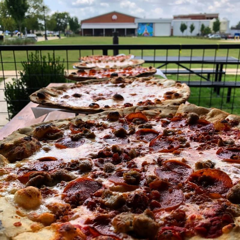 Earth Stone Fire Pizza Campus 805
