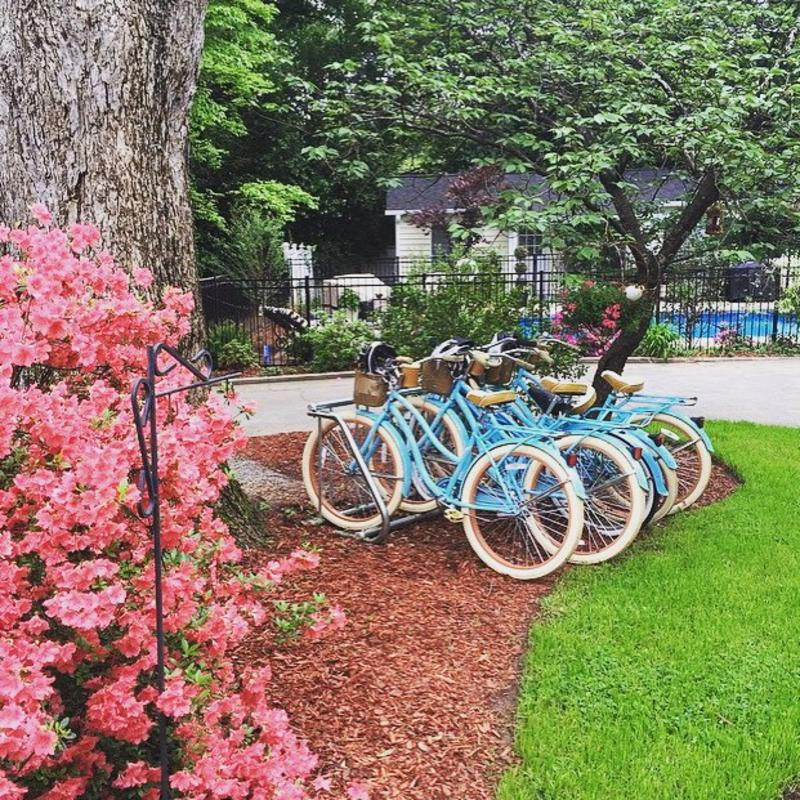 Antebellum Inn Bicycles