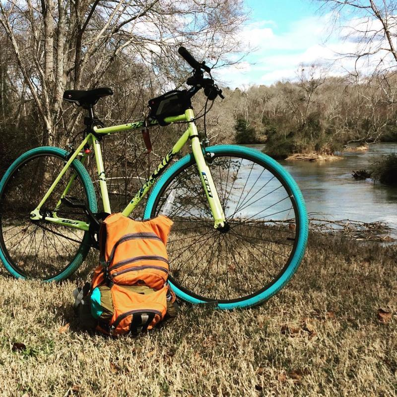 Oconee River Greenway Bicycling