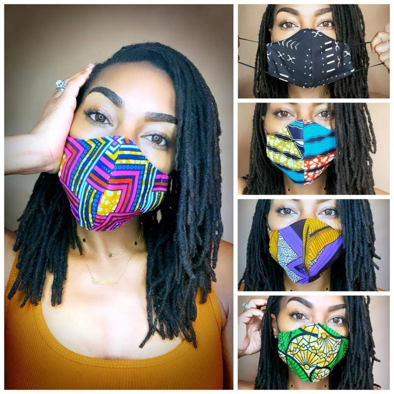Handmade Masks Photo