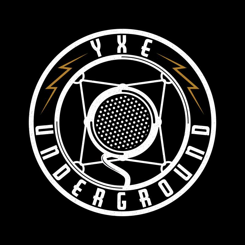 YXE Underground logo