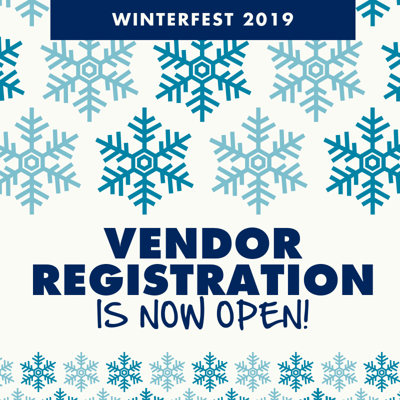WINTERFEST EVENT REGISTRATION