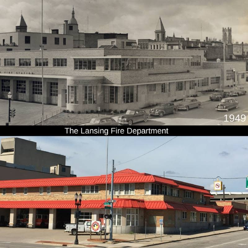 Lansing Fire Station