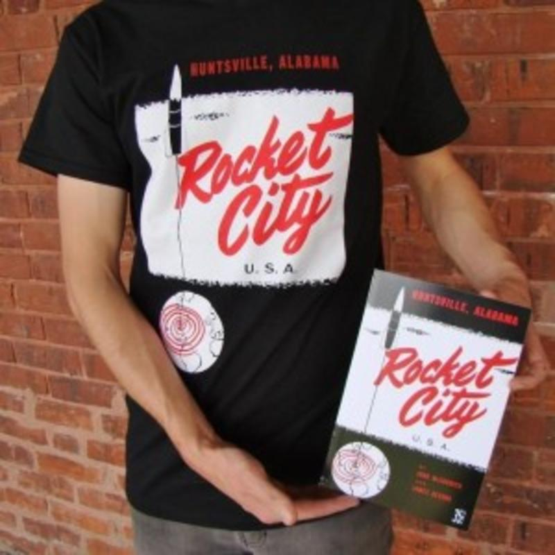 Rocket City t-shirts