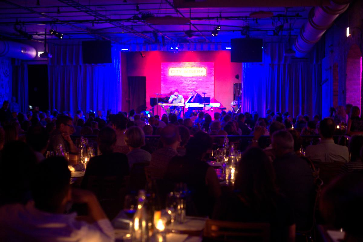 Performance at City Winery Chicago