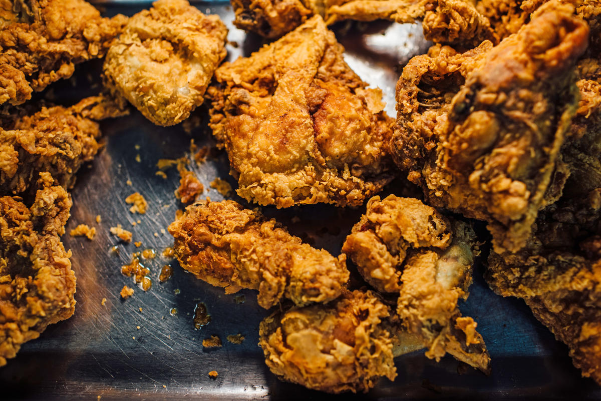 Dwyer's Fried Chicken