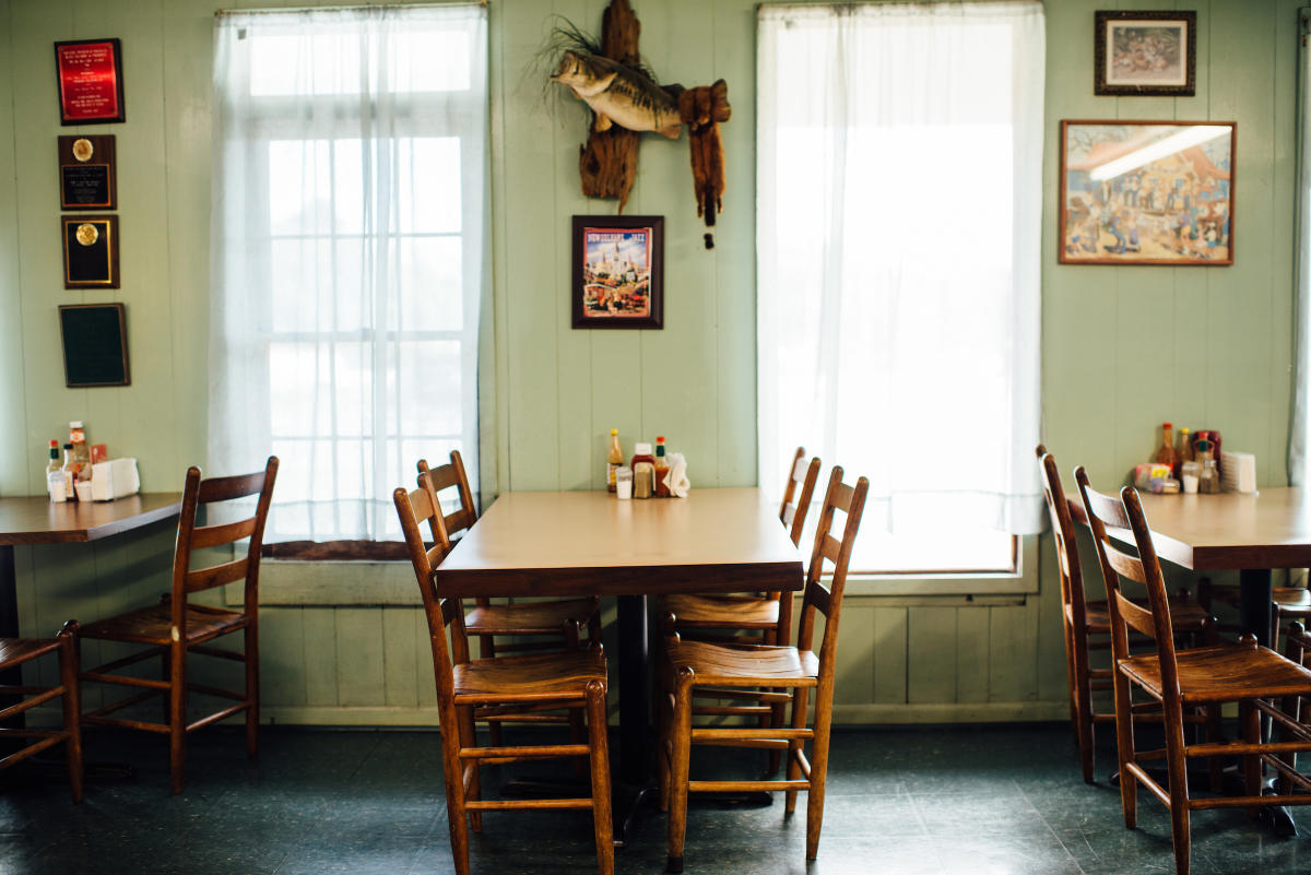 Norbert's Interior