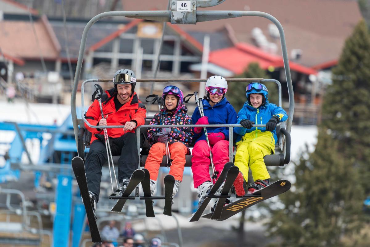 Poconos Skiing & Snowboarding Activities