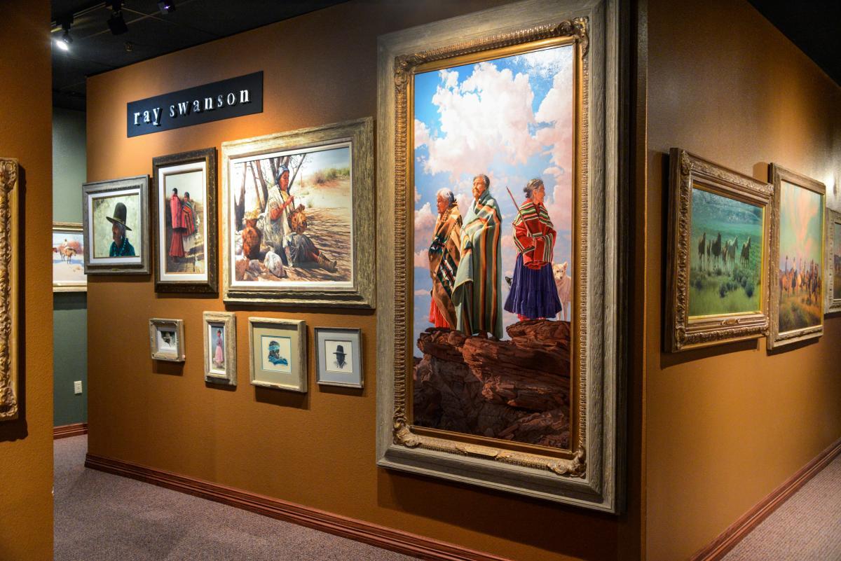 Zelma Basha Salmeri Gallery of Western American and American Indian Art