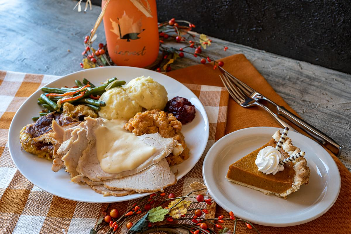 Take Out Thanksgiving Dinners In Chandler Az Open Restaurants