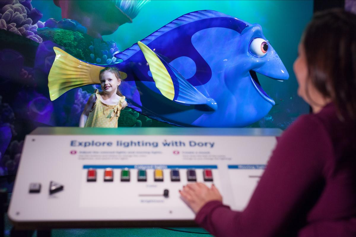 The Science Behind Pixar at Denver Museum of Nature & Science