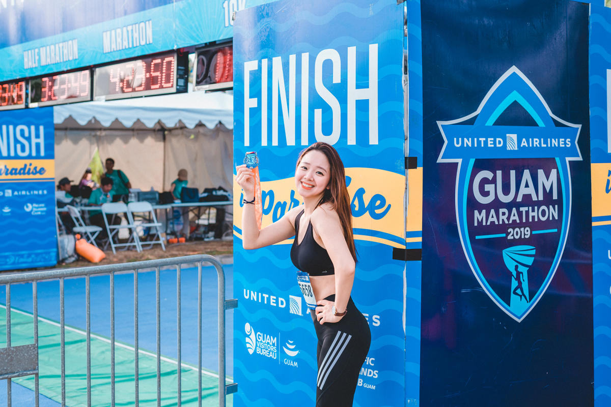 united airlines guam marathon 2019