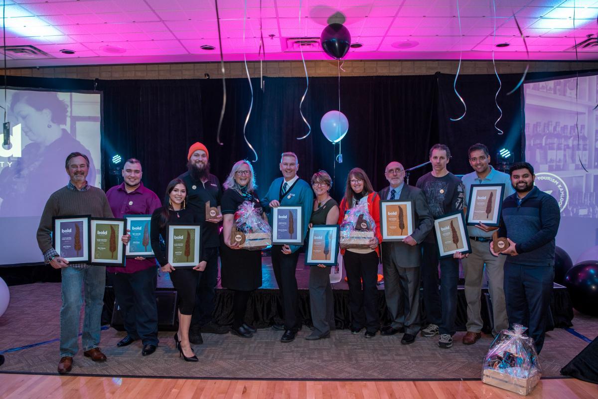2020 BOLD Hospitality Award Winners