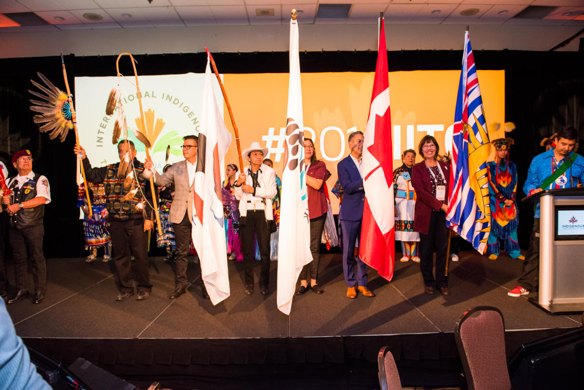 International Indigenous Tourism Conference - Opening Ceremony