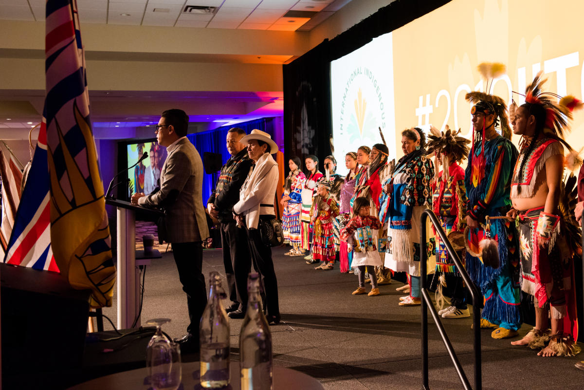 International Indigenous Tourism Conference - Opening Remarks