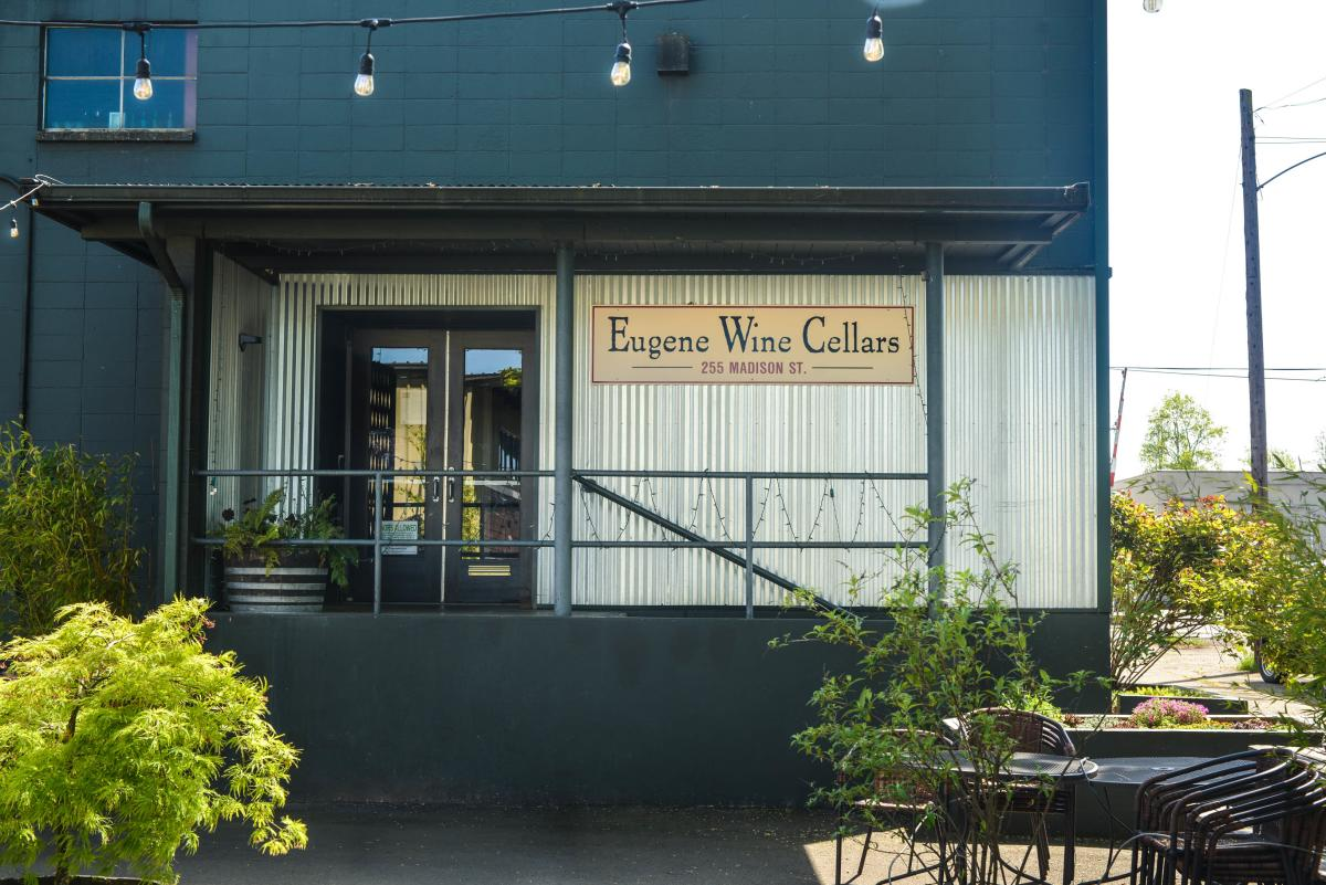 Eugene Wine Cellars by Melanie Griffin
