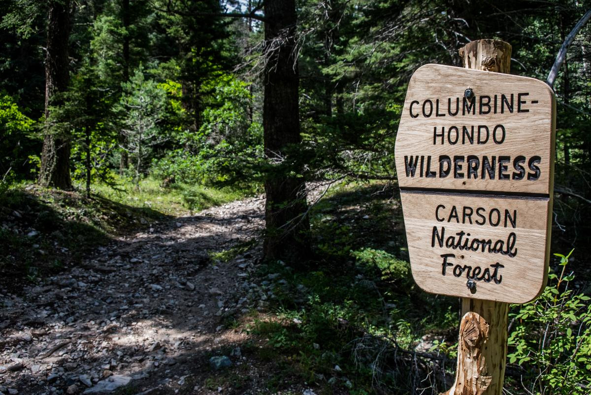 Carson Wilderness