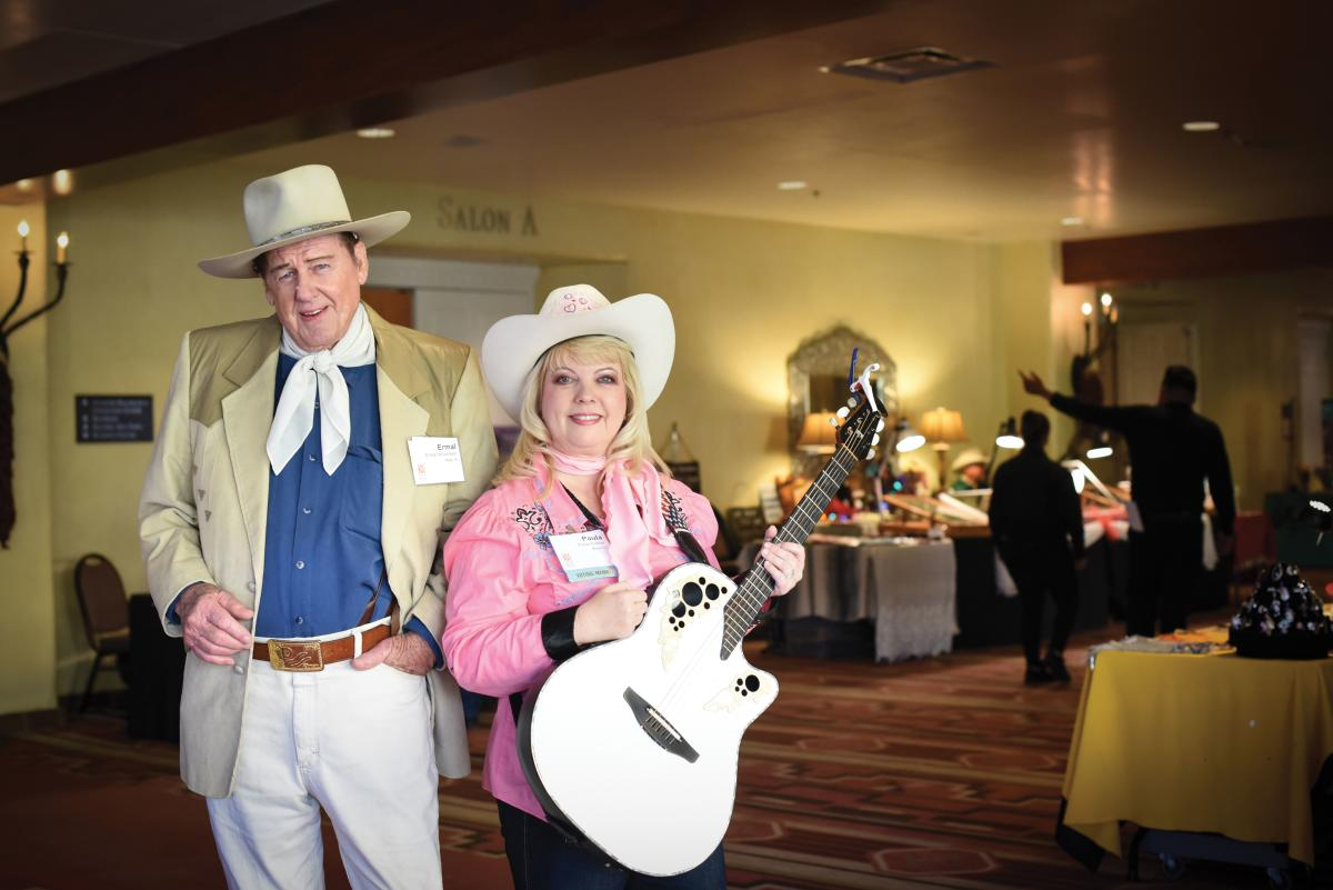 More from the International Western Music Association's 2018 gathering.