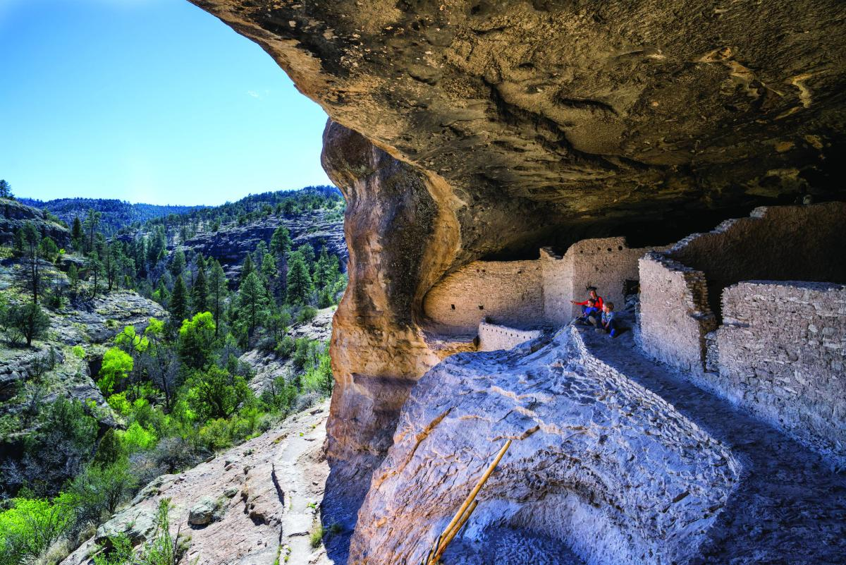 Silver City - Travel Planner - Gila Cliff Dwellings