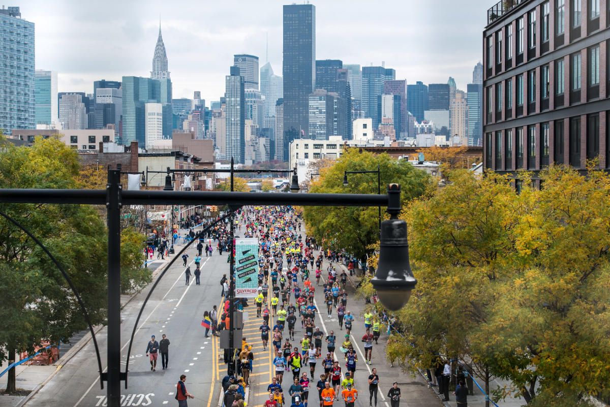 nyc marathon, brooklyn