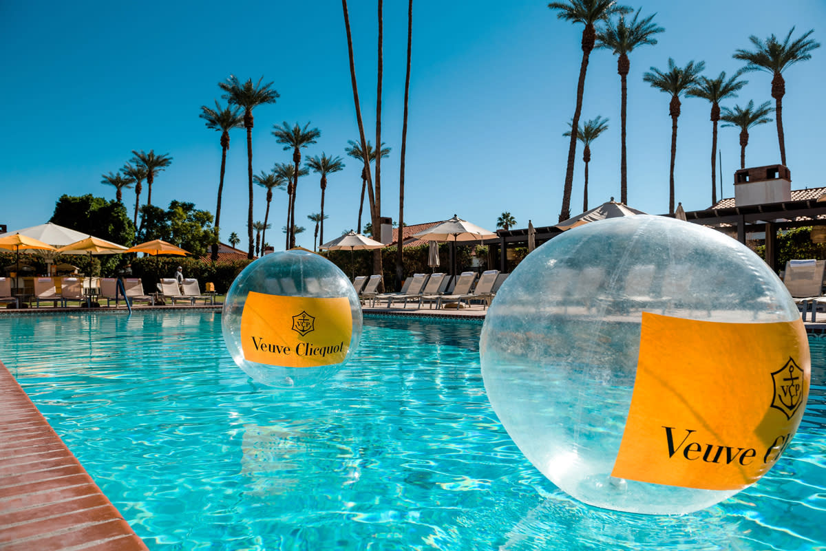 La Quinta Resort Veuve Clicquot Apres Swim