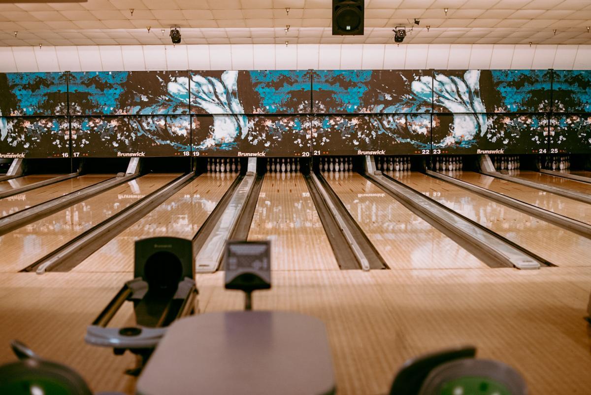 Bowling at Fantasy Lanes