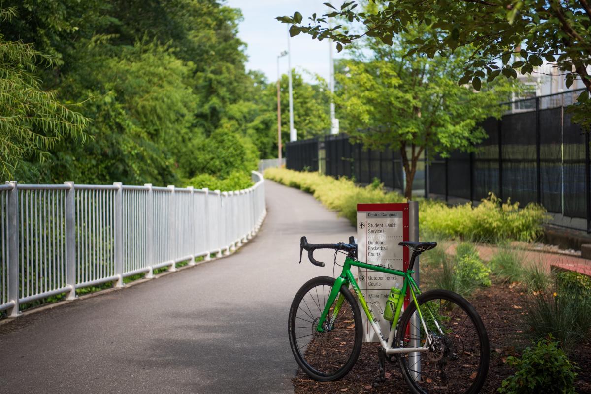 East Coast Greenway Rocky Branch Trail