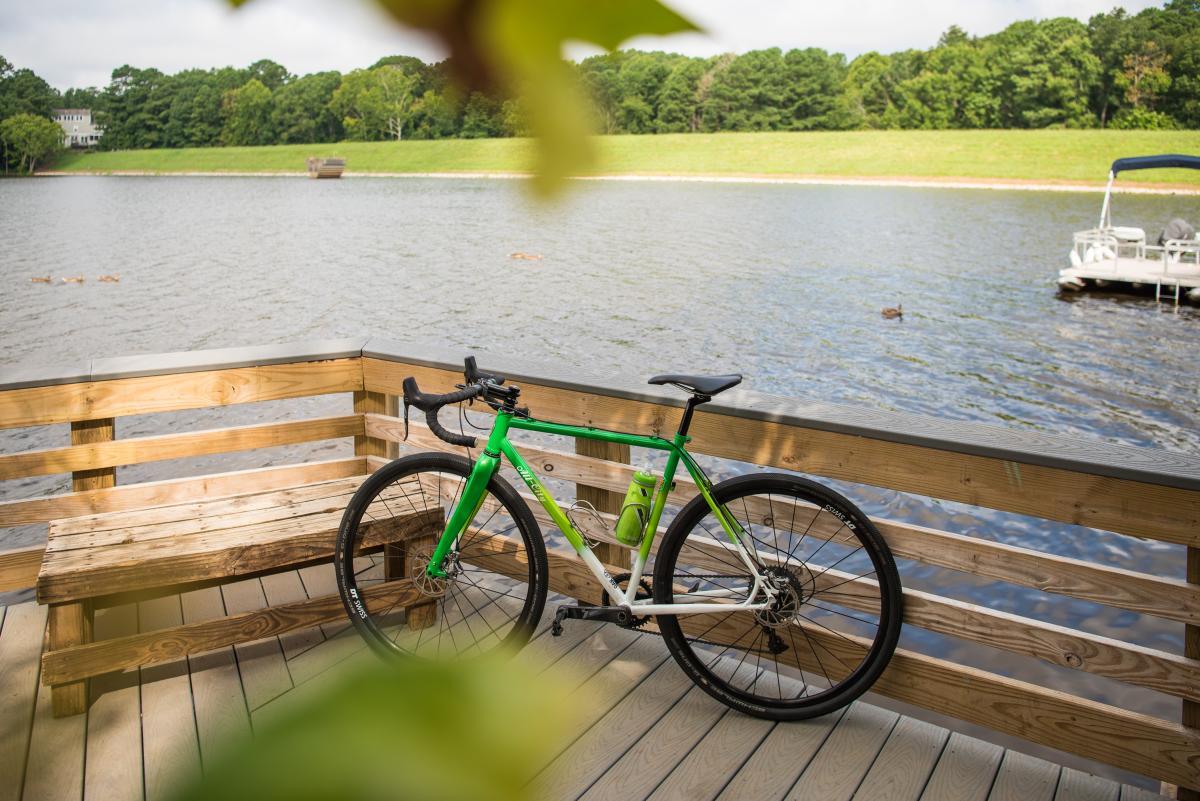 Bond Park Bike East Coast Greenway