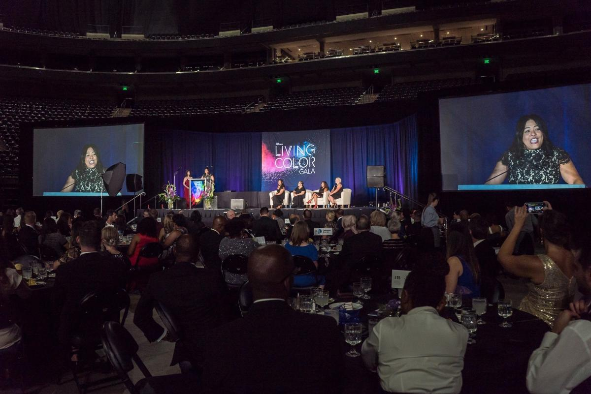 Utah's Living Color Gala honors individuals and companies who are creating a lasting impact on Utah's diverse communities