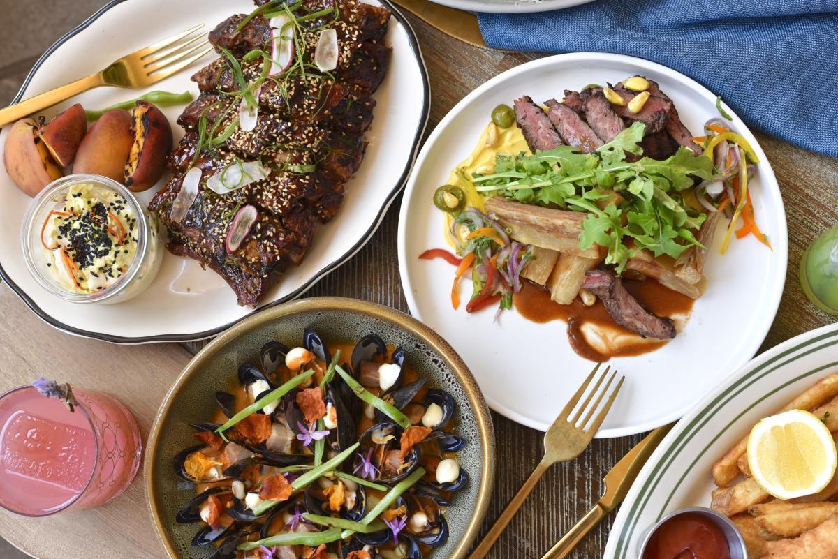 SOCIAL Restaurant in Huntington Beach