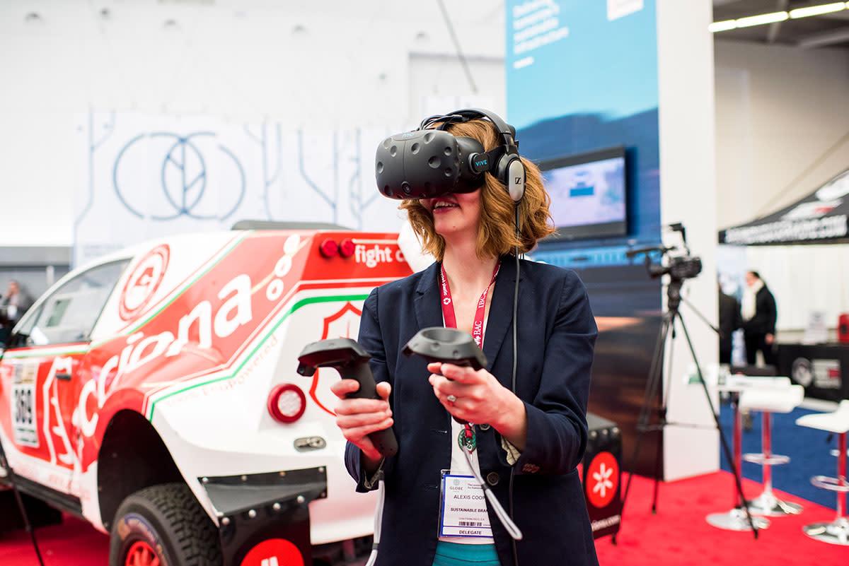 Globe 2020 VR