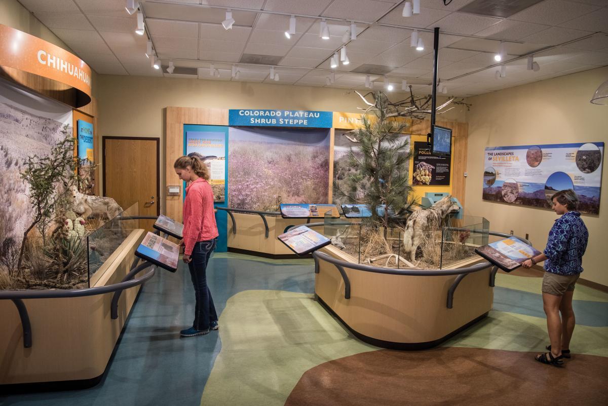 Sevilleta National Wildlife Refuge Visitor Center