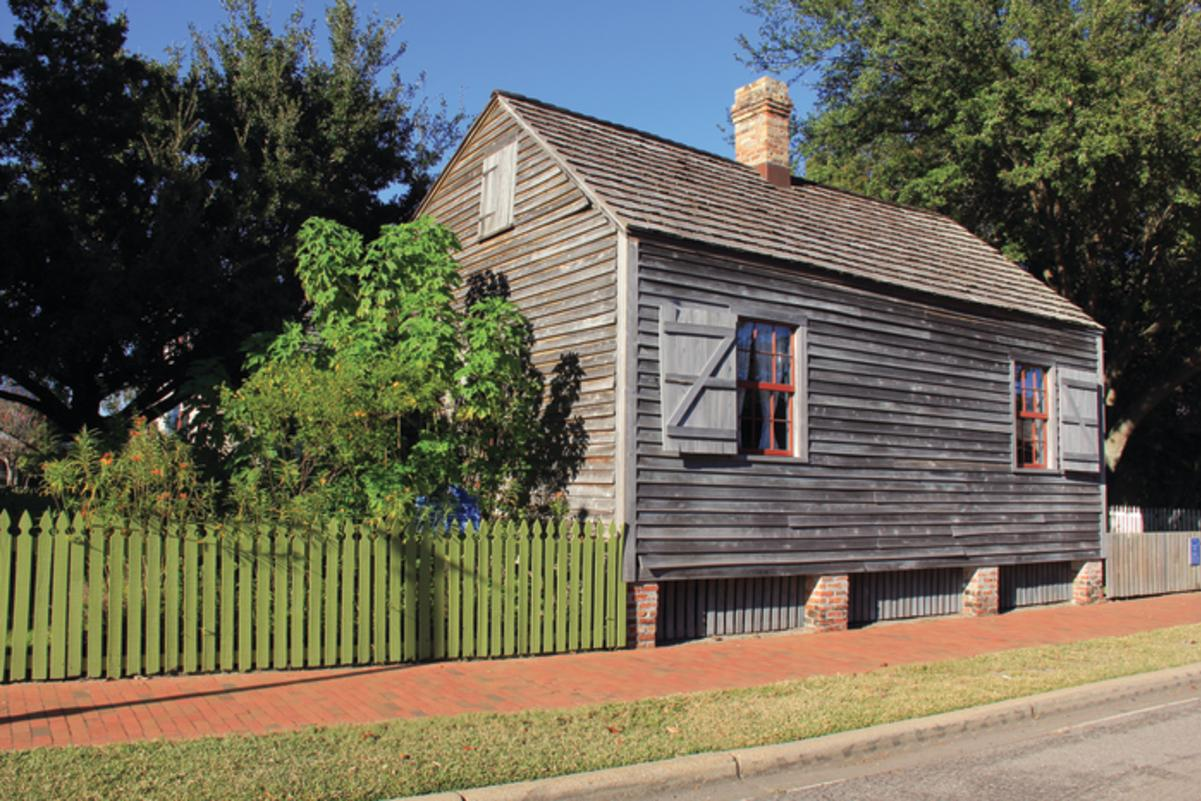 Historic Pensacola Village Julee Panton Cottage