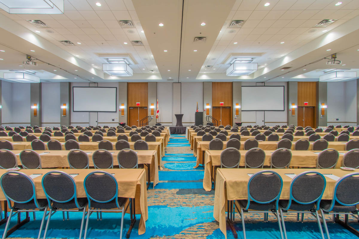 Hilton Pensacola Beach Meeting Space