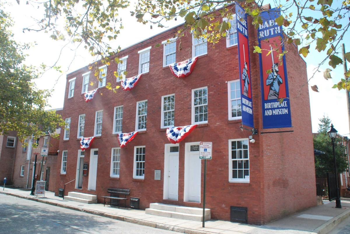 Babe Ruth Birthplace Museum in Baltimore
