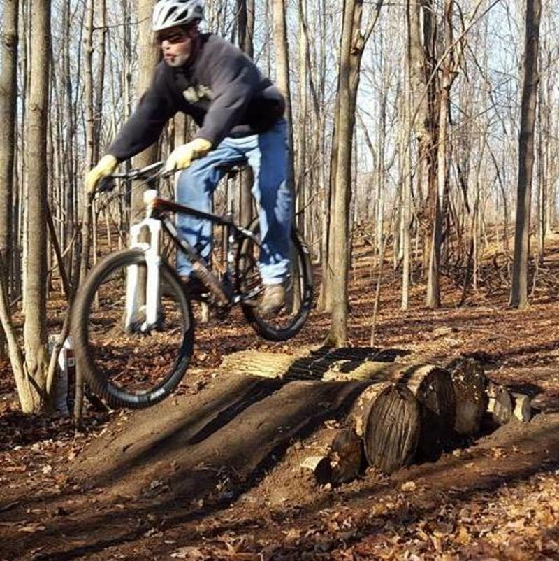 Anderson Park Mountain Bike