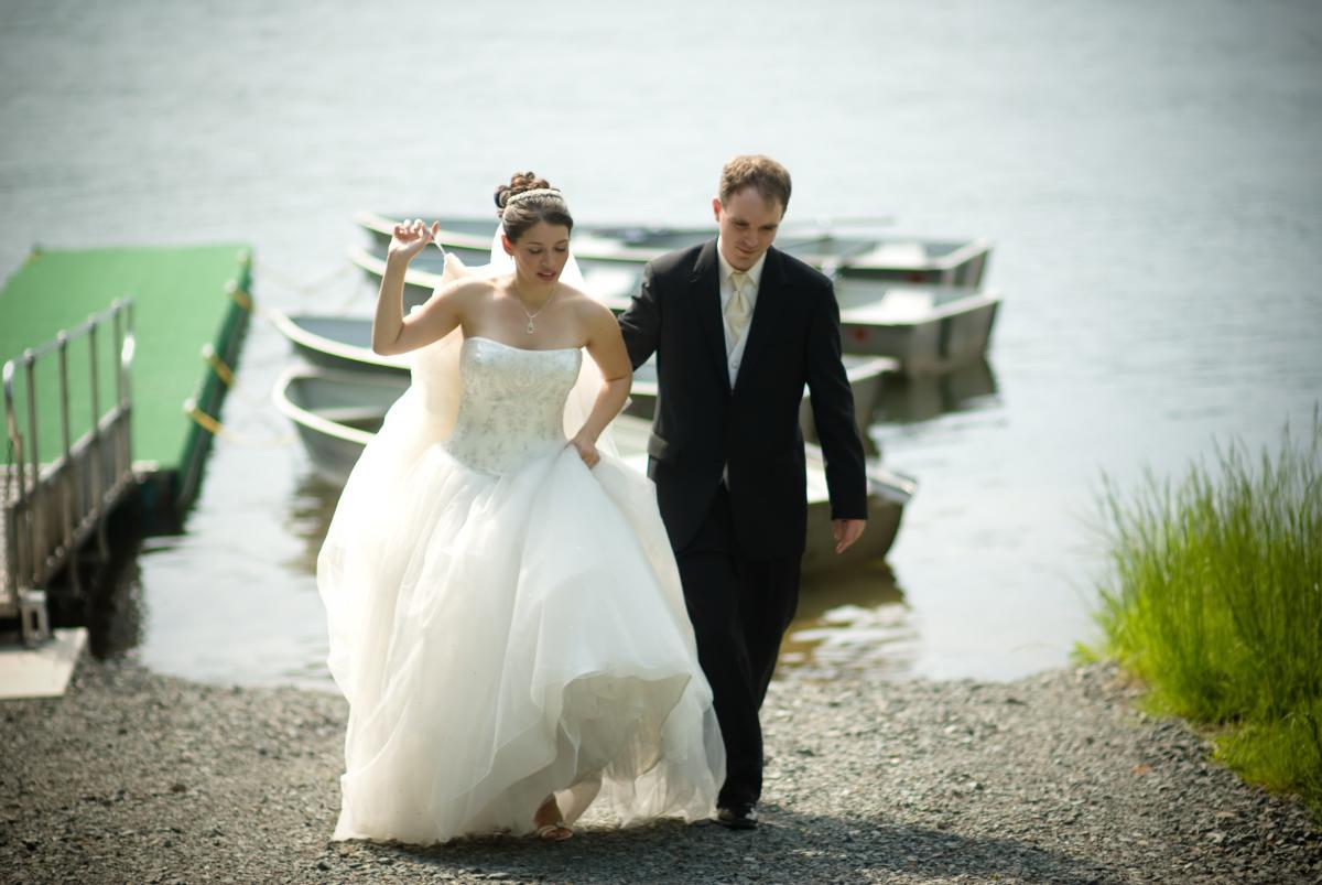 A Pocono Wedding at Woodloch Resort
