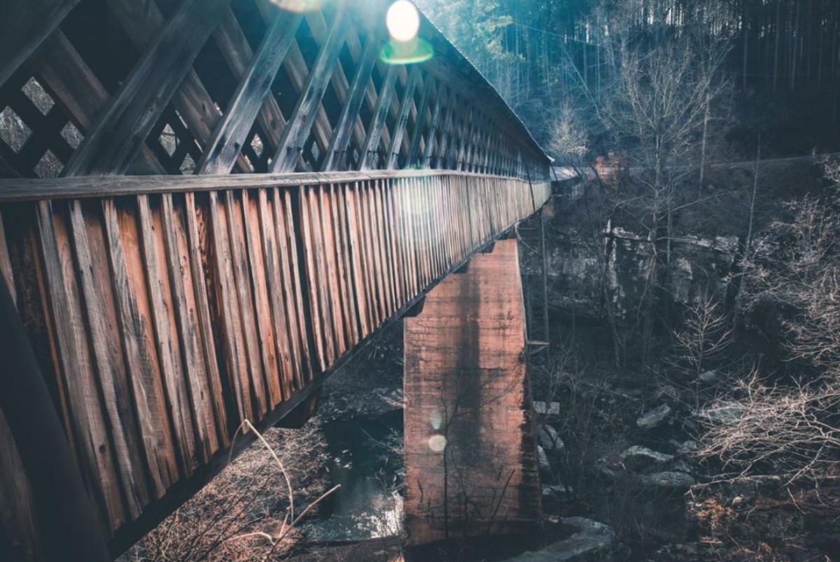 horton mill covered bridge