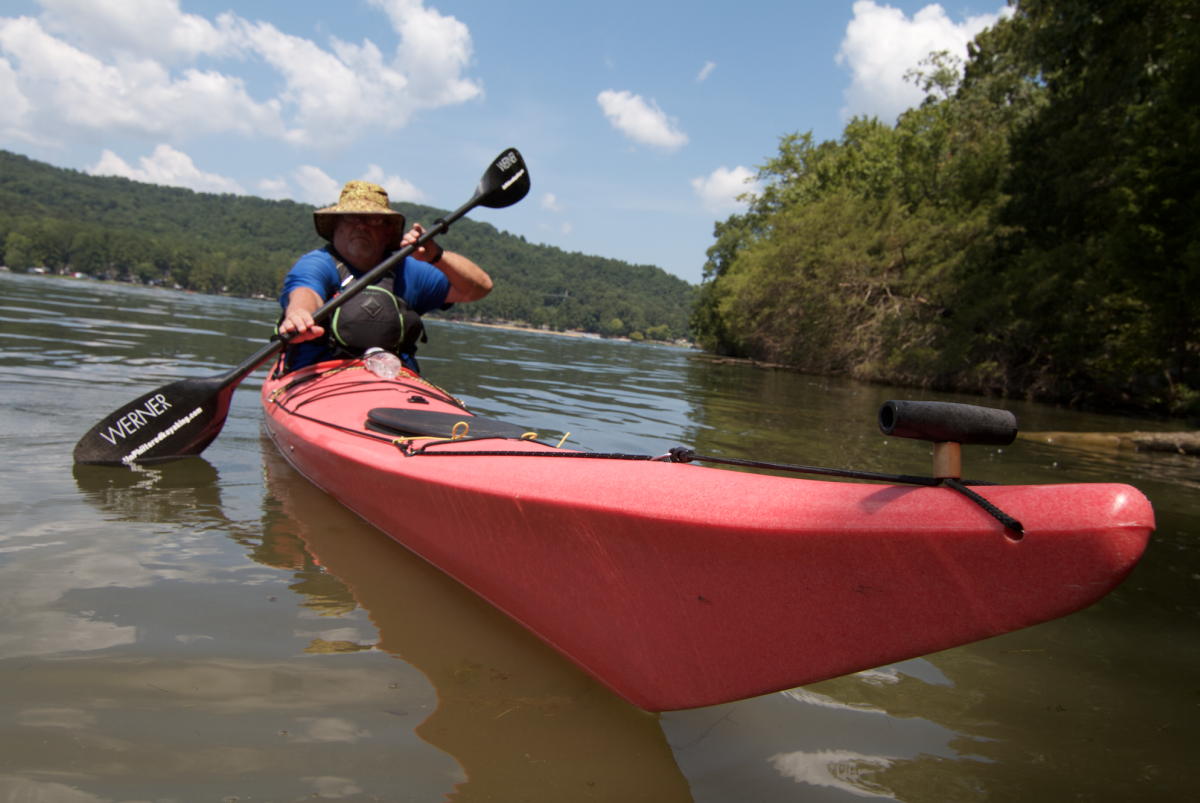 unphiltered kayaking