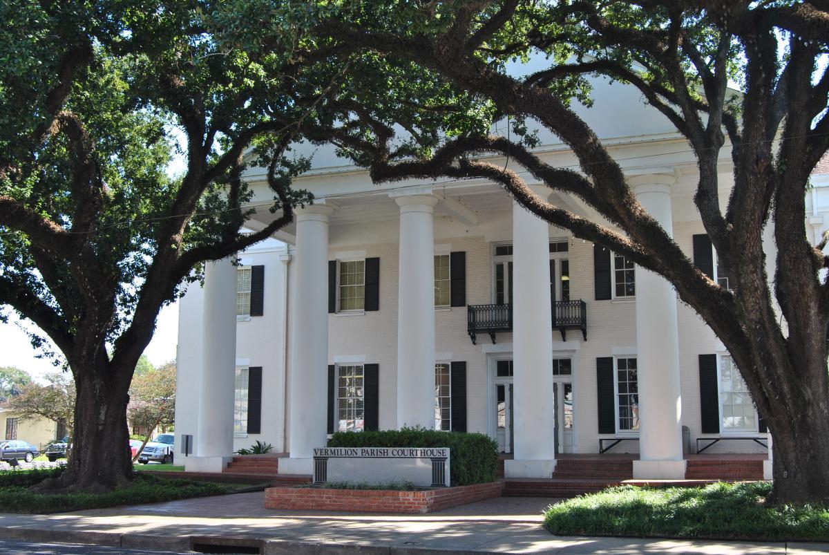 Vermilion Parish Courthouse