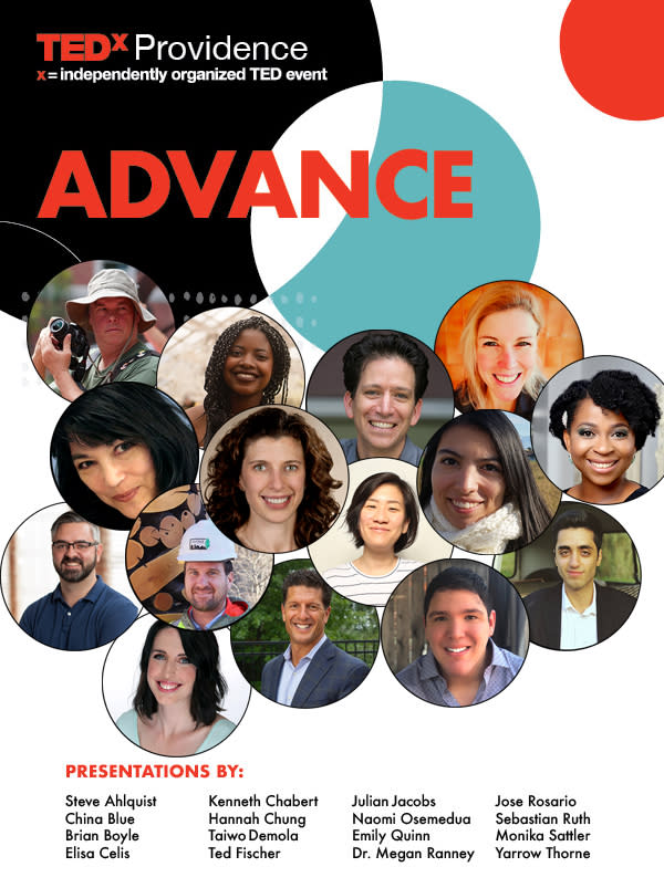 TEDxProvidence 2019
