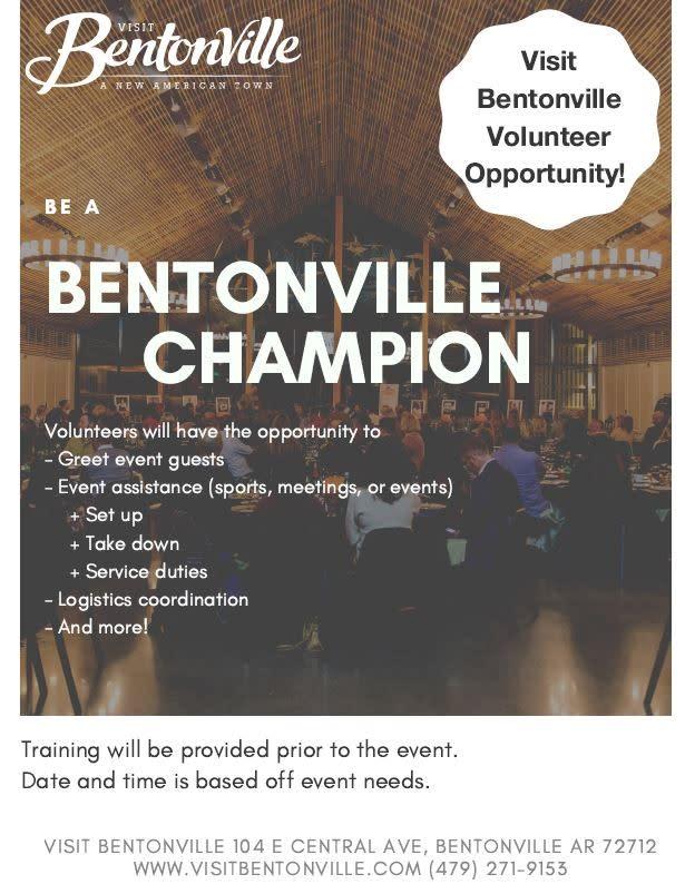 Bentonville Champion