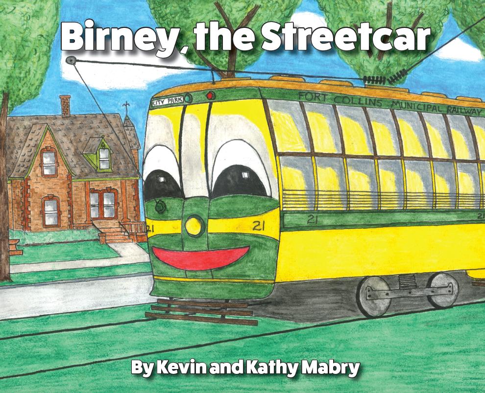 Birney Car 21 Book Cover