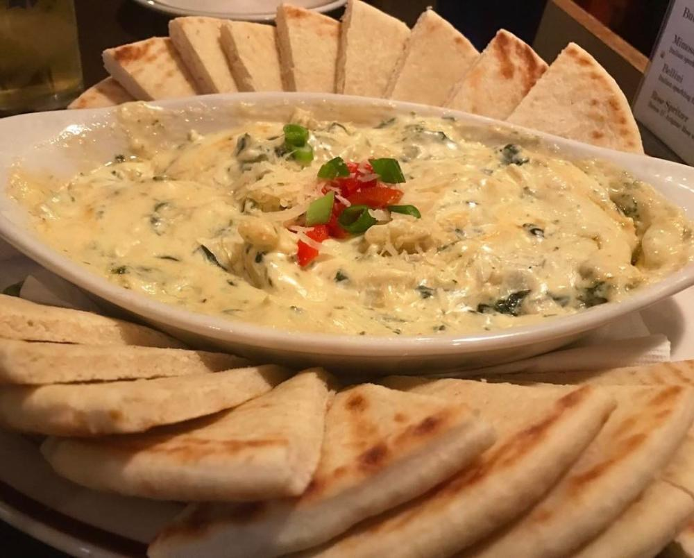 Spinach & Artichoke Dip from Dash-In
