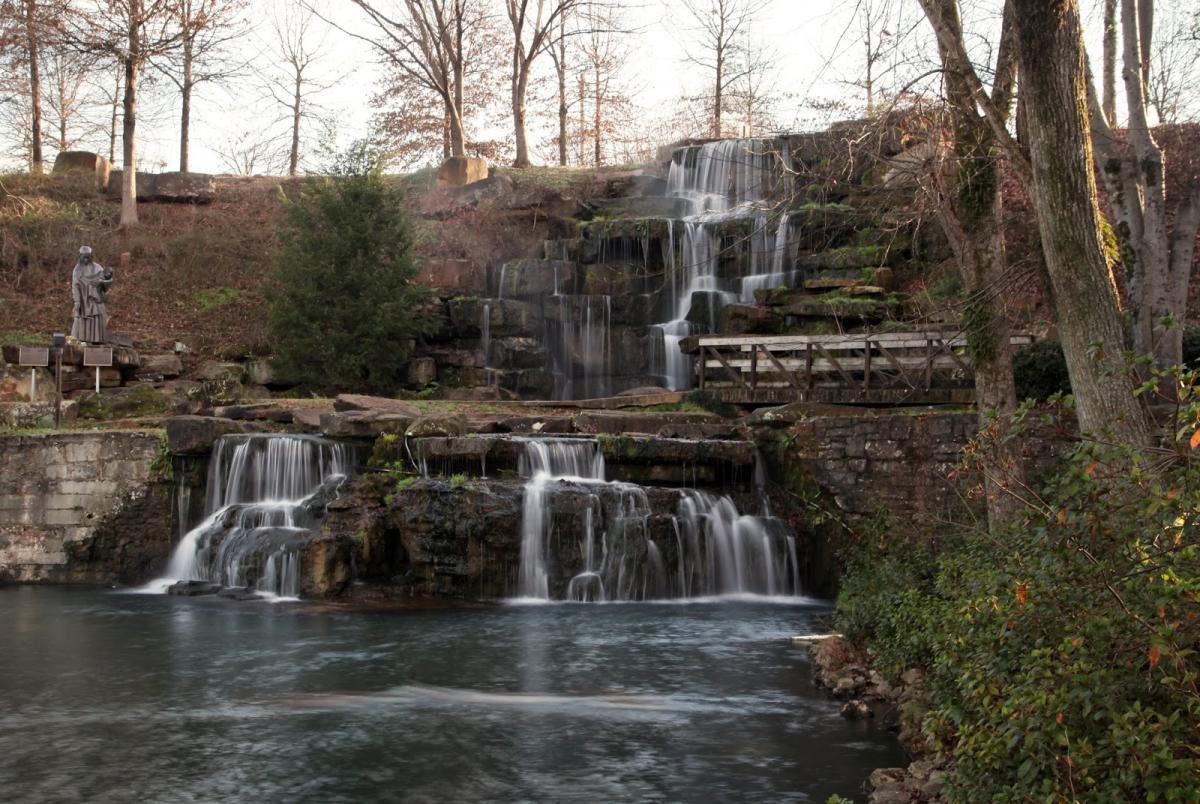 Cold Water Falls Tuscumbia