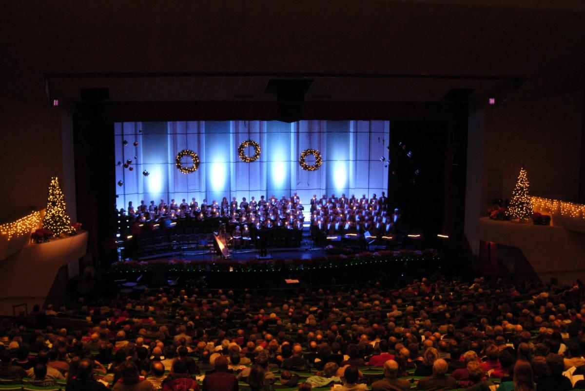 Midland Symphony Orchestra Holiday Performance