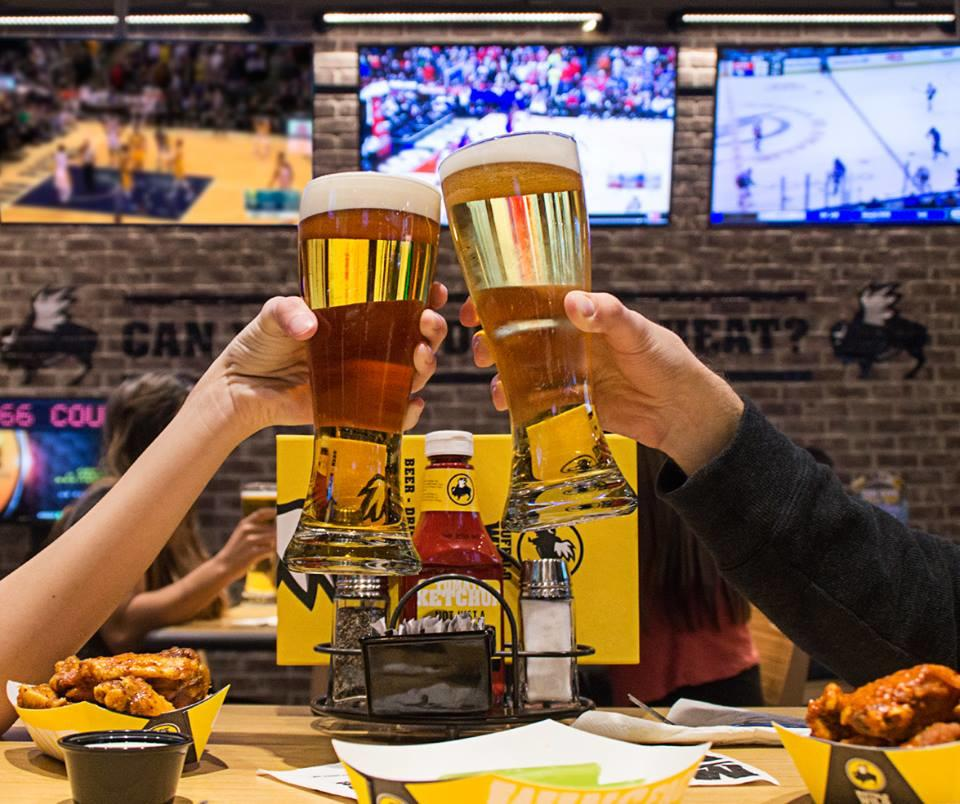 Watch the big game at Buffalo Wild Wings in Rochester, MN